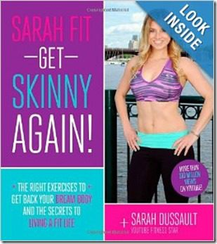 get skinny book thumb Weight Loss Wednesday–Interview with Get Skinny Again Author Sarah Dussault