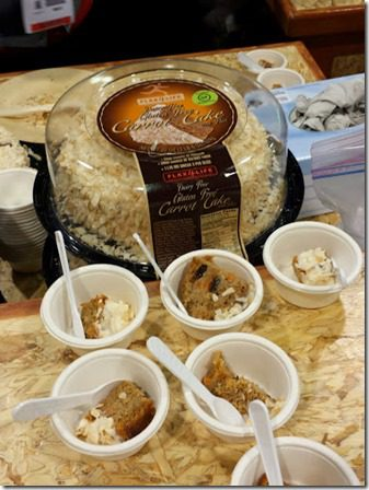 gluten free carrot cake 376x502 376x502 thumb Top Ten New Foods from the Natural Products Expo West