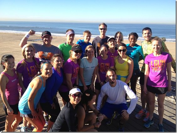 group run picture