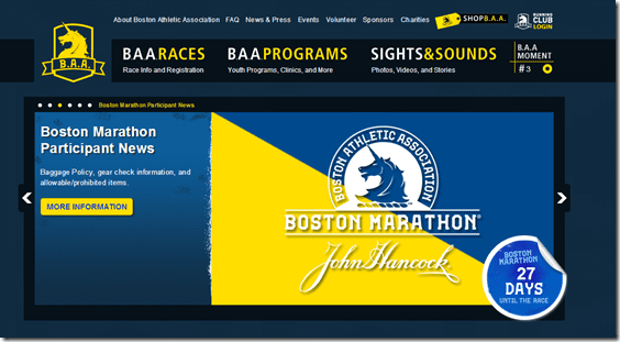 image thumb21 Free Entry to chat with Boston Marathon Director Dave McGillivray