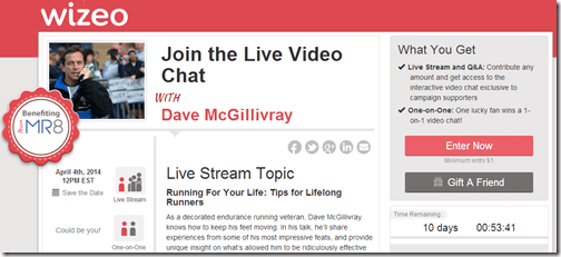 image thumb22 Free Entry to chat with Boston Marathon Director Dave McGillivray