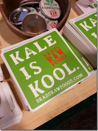 kale is kool 376x502 376x502 thumb Top Ten New Foods from the Natural Products Expo West