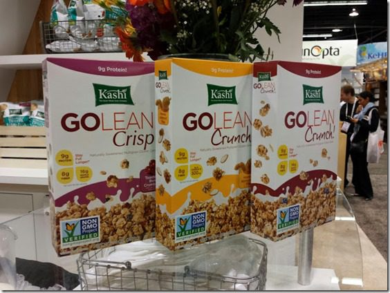 kashi go lean crisp cereal 669x502 669x502 thumb Top Ten New Foods from the Natural Products Expo West