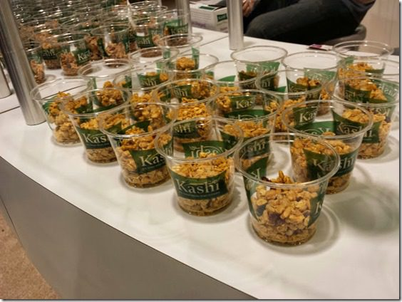 kashi samples 669x502 669x502 thumb Top Ten New Foods from the Natural Products Expo West