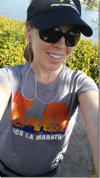 la marathon shirt 450x800 thumb Breakfast Pizza with my Dog