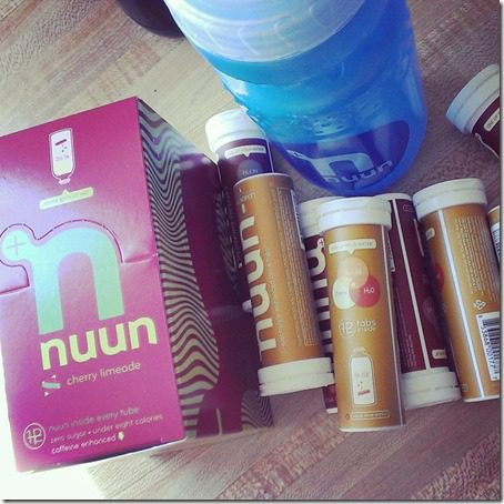 nuun all day long 800x800 thumb 10 Things You Must Eat Before The Marathon Or the Sky Will Fall! That, or my own Pre Race Diet…