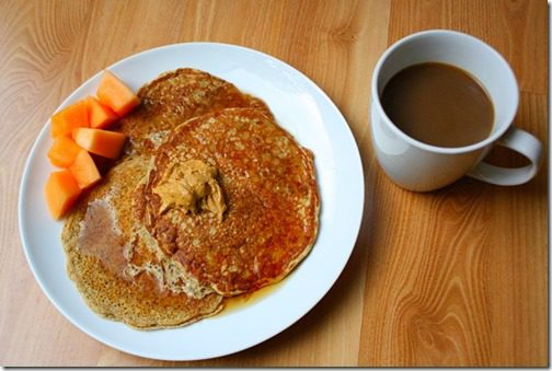 oatbran cakes thumb Fat Tuesday and National Pancake Day!