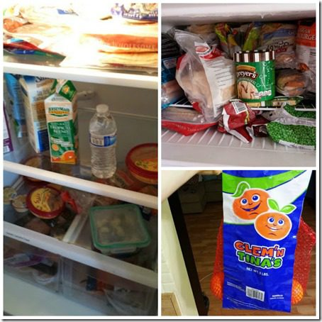 peek inside my fridge thumb What's in my Fridge–Sunday Set Up Picture in Action