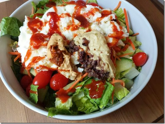 salad with eggs and hummus (669x502)
