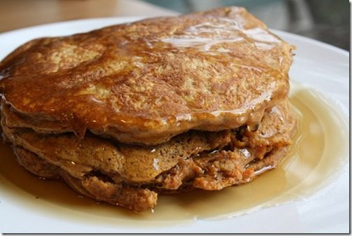 sweet potato pancakes thumb Fat Tuesday and National Pancake Day!