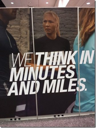 think in minutes and miles 600x800 thumb LA Marathon Outtakes and Asics Giveaway Winners