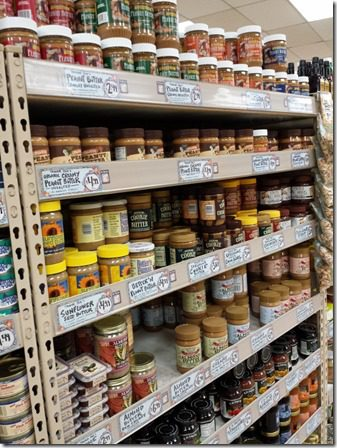 top 10 trader joes must haves for runners peanut butter and almond butter (600x800)