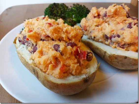 twice baked potatoes 669x502 thumb Friday Favorites and Random Facts