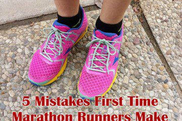 5 mistakes first tiime marathon runners make during training