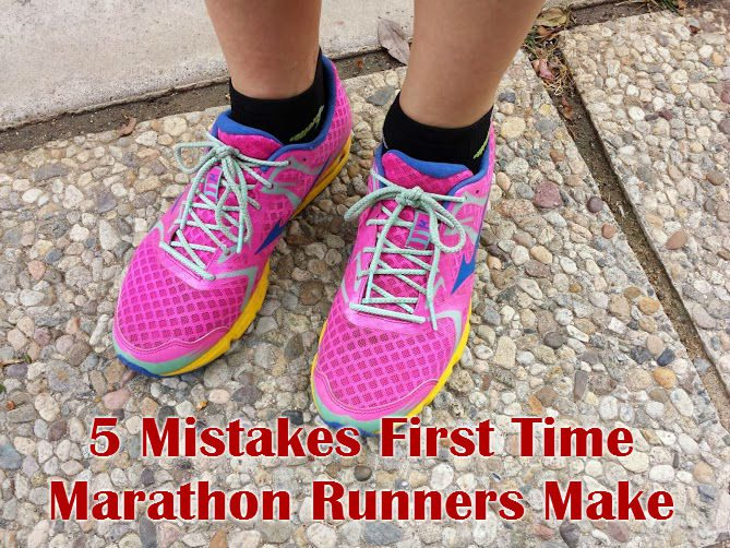 5 mistakes first tiime marathon runners make during training 1 5 Mistakes First Time Marathon Runners Make During Training