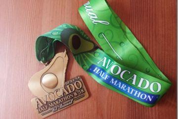 Avocado Half Marathon Results / Recap
