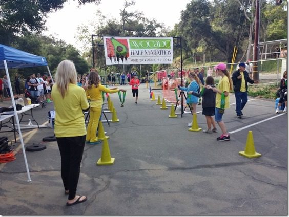 avocado half marathon results finish 800x600 thumb Avocado Half Marathon Results / Recap