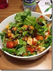 bbq sauce on salad (600x800)