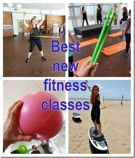 best new fitness classes to lose weight