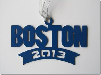 boston marathon dangler