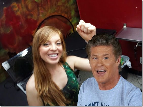 david hasselhoff approves of my tattoo 669x502 thumb Weight Loss   What Youre Doing RIGHT