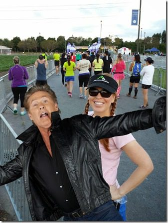 david hasselhoff went to cheer me on 376x502 thumb Weight Loss   What Youre Doing RIGHT