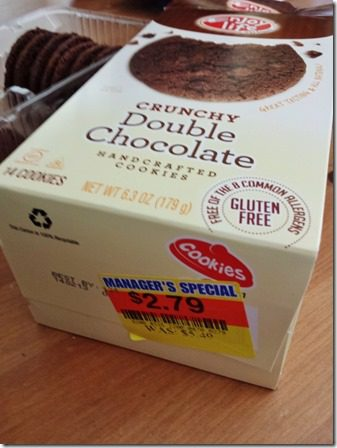 gluten free chocolate cookies 600x800 thumb Training for Rock N Roll San Diego Marathon and Suja Juice