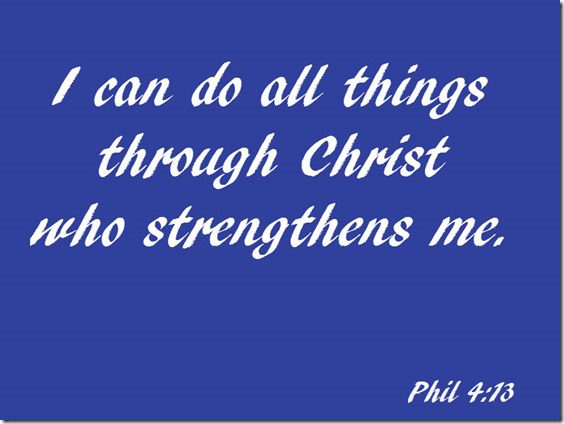 i can do all things through christ thumb Boston Marathon Monday