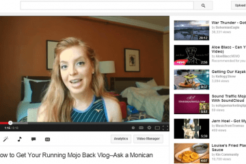 How to Get Your Running Mojo Back Vlog–Ask a Monican