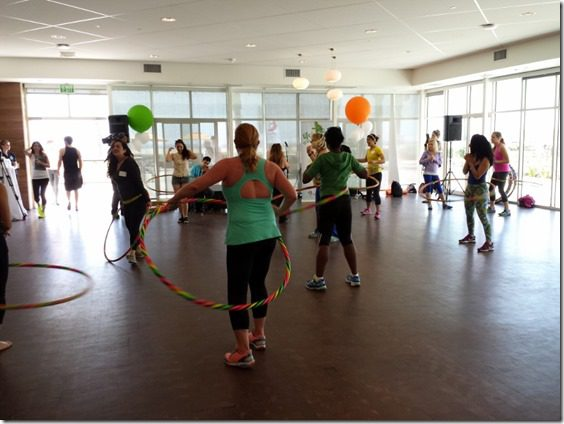 jamba juice fitness blogger hoola hoop 800x600 thumb Best New Fitness Classes