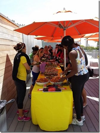 jamba juice fitness blogger lunch 600x800 thumb Best New Fitness Classes