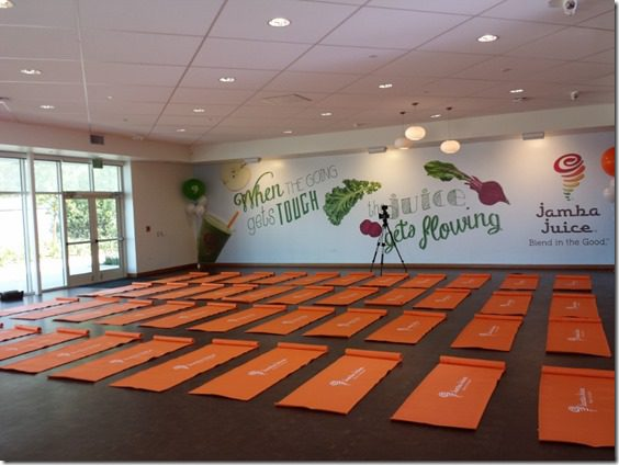 jamba juice fitness event los angeles 800x600 thumb Best New Fitness Classes