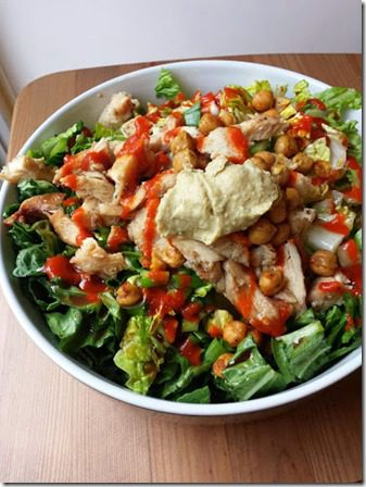 lettuce and hummus and chicken salad (376x502)