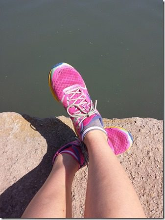 mizuno pink shoes 600x800 thumb Confession Thursday–Easter Edition