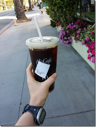 not the best iced coffee blog 600x800 thumb Running In Santa Monica California