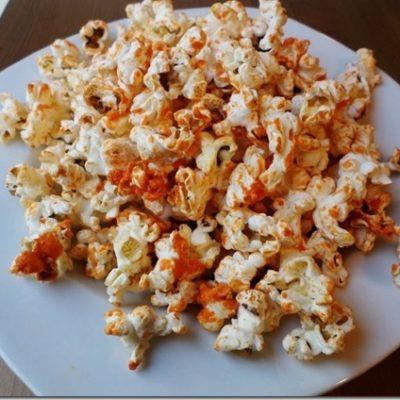 Sriracha Popcorn Recipe