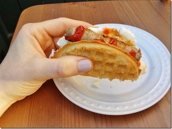 taco bell waffle taco healthy recipe (800x600)