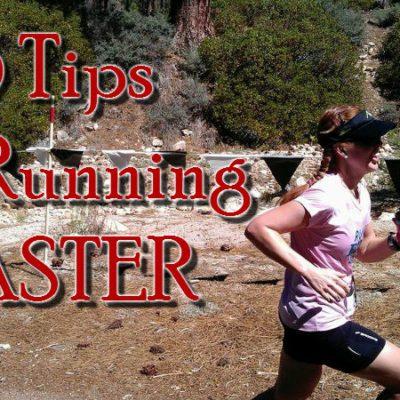 5 Tips for Running Faster