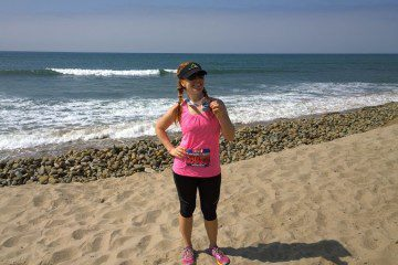 Mountains to Beach Marathon Results and Recap
