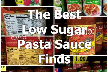 How To Find a Low Sugar Spaghetti Sauce–Weight Loss Tip