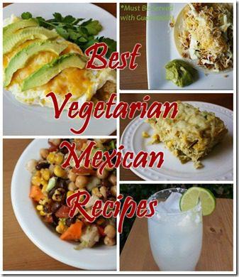 best vegetarian mexican recipes  (691x800)
