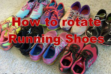 Running Shoes– Should You Rotate Different Pairs??