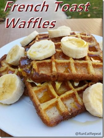 french toast waffles recipe easy high protein whole grain
