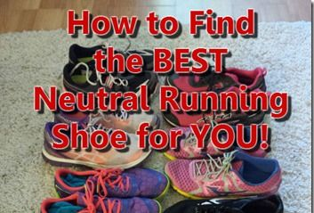 How To Find The Best Running Shoes For You