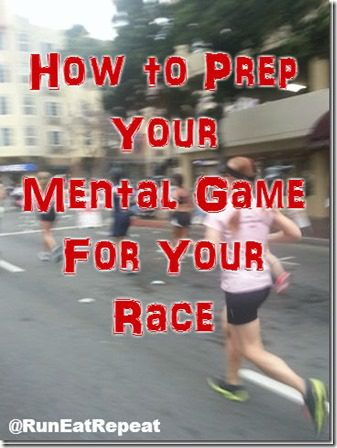 how to prepare your mental game for a race