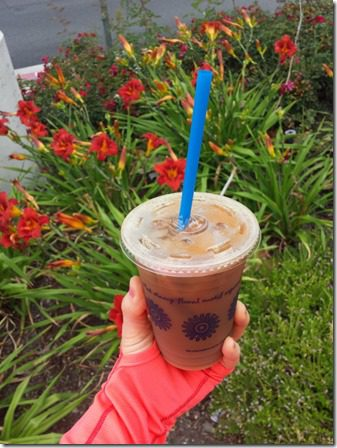 iced coffee walk 600x800 thumb ProCompression Fun Run Before Rock N Roll San Diego–all are welcome!