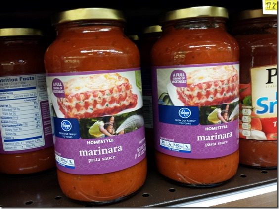 marinara 800x600 thumb How To Find a Low Sugar Spaghetti Sauce–Weight Loss Tip