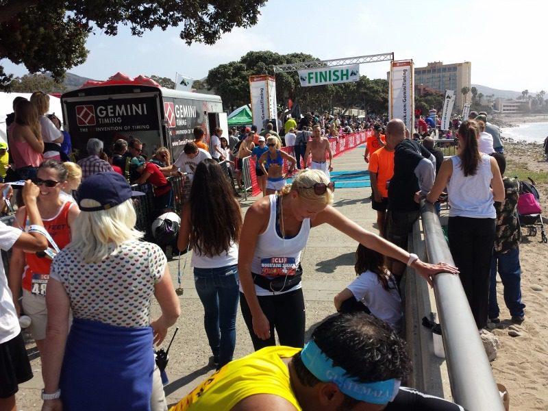 Mountains To Beach Marathon Half Finish Line Results 800x600
