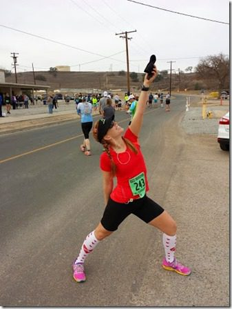 new running pose half marathon 376x502 376x502 thumb How to NOT Freak The F Out Before Your Race