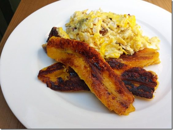 plantains for breakfast 800x600 thumb Why I'm Not Running and Can't Handle It and Want to Quit Life